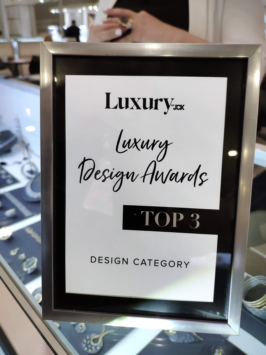 2019 Luxury Design Award Top 3
