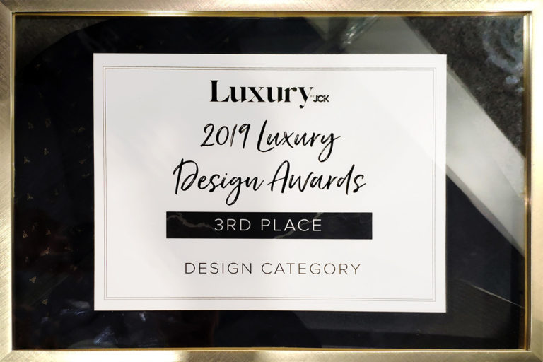 2019 Luxury Design Award 3rd
