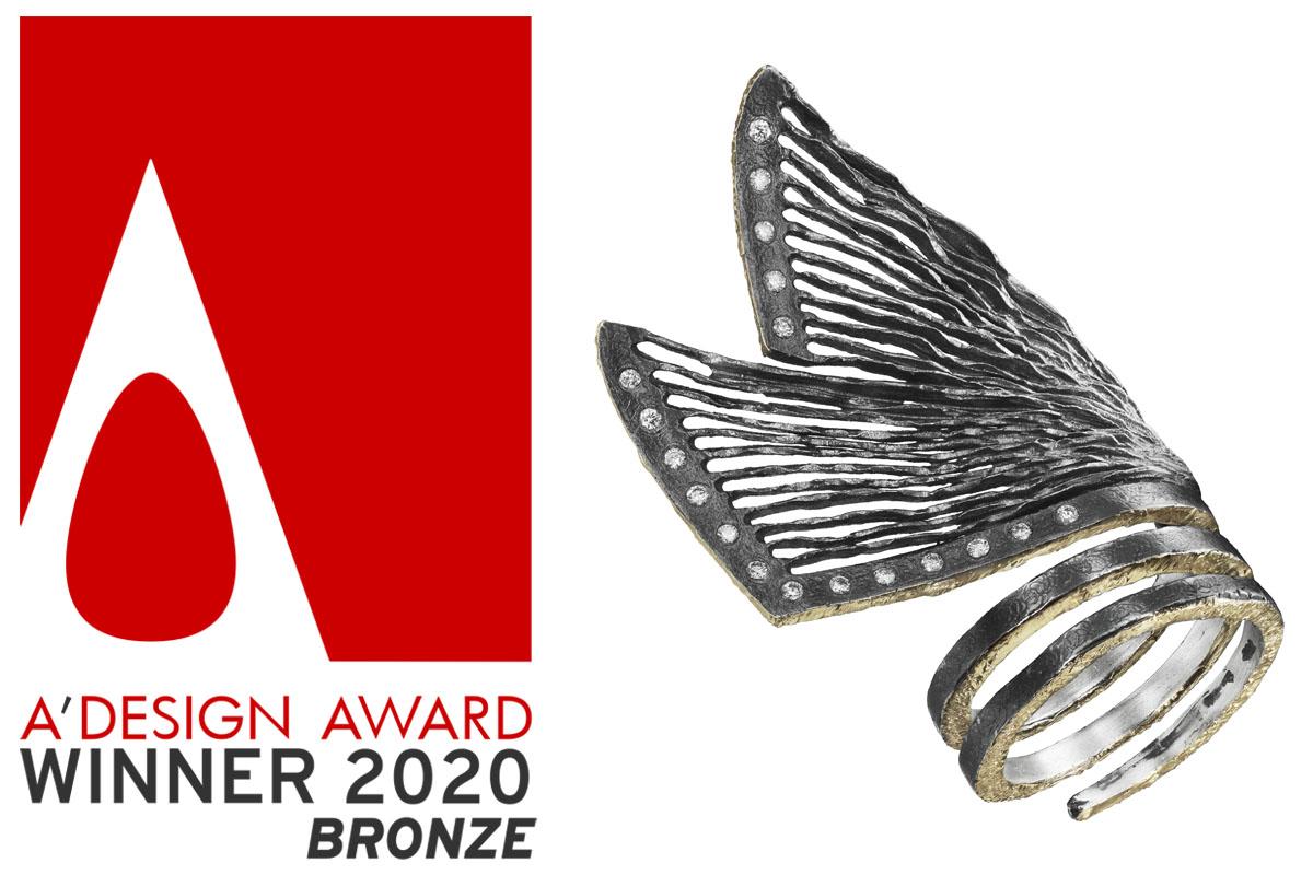 Apostolos A Design Award 2020 Desire Ring